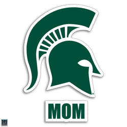 "3"" Sparty Decal - Mom"