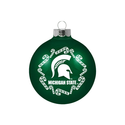 "MSU Traditional 2 5/8"" Ornament"