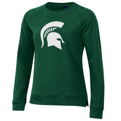 Gear Relax Crewneck - Sparty Head