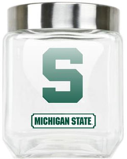 MSU Glass Canister