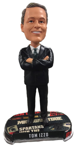 Tom Izzo Bobblehead