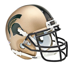 MSU Mini Helmet - Copper