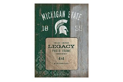 MSU 4x4 Photo Frame - The Standard