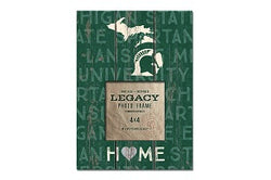 MSU 4x4 Photo Frame - The Home State