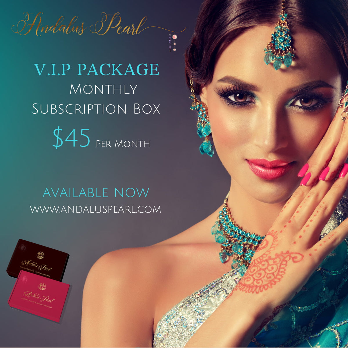 VIP Package Subscription Box