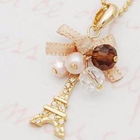 Petite Pappilon Necklace