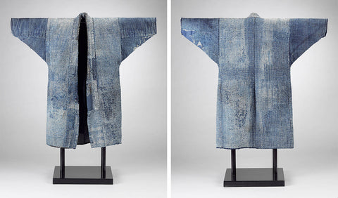 Robe, unknown, 1850 – 1900, Japan. Museum no. FE.27-2015. © Victoria and Albert Museum, London
