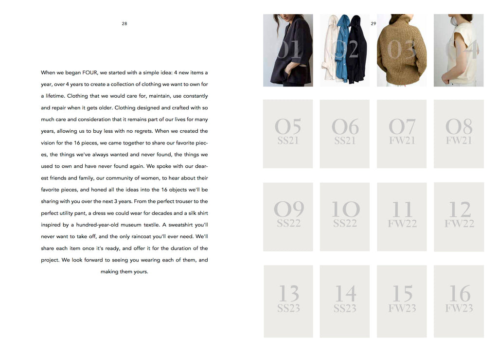 Lookbook Collection