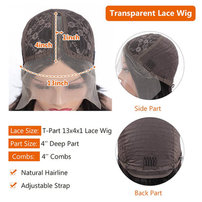 QTHAIR 14A Headband Scarf Human Hair Wig Curly Virgin Human Hair Glueless Non Lace Front Wig 150% 180% 220% Density - QT Hair
