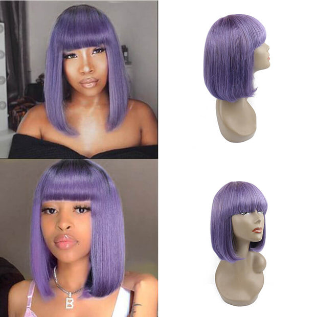 QTHAIR 12A Grade Brazilian Virgin Human Hair #613 Blonde Straight Hair With 130% Density 13x4 Swiss Lace Frontal - QTHAIR