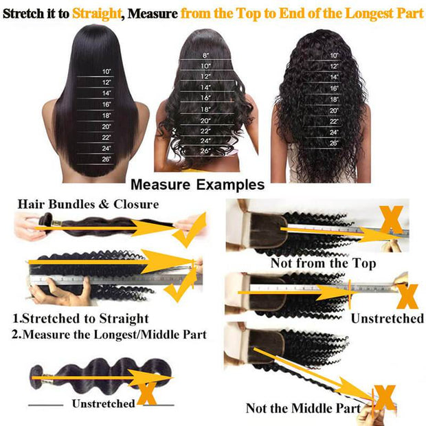 QTHAIR Wholesale 12A Brazilian Body Wave Human Hair Bundles 100% Unprocessed Brazilian Virgin Hair Weaving Natural Color - QT Hair