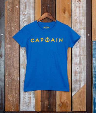 Captain // Women's Tee