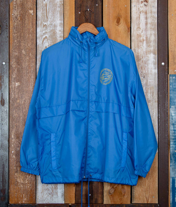 Storms // Pac-A-Mac Windbreaker