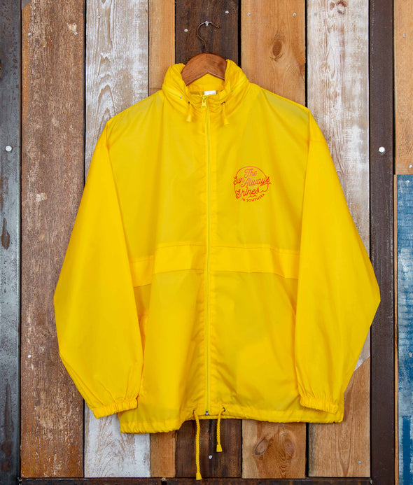 Shines // Pac-A-Mac Windbreaker