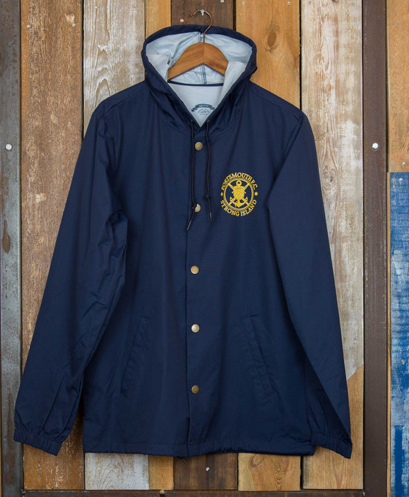 PFC // Hooded Coach Jacket
