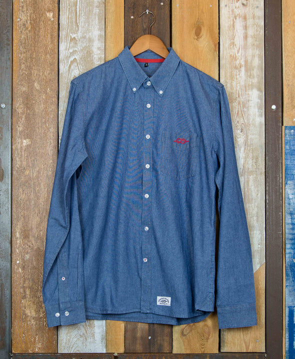 Mariner // Men's Chambray Shirt
