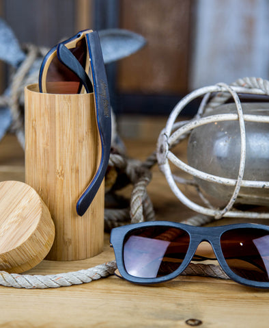 Type 45 // Wooden Sunglasses