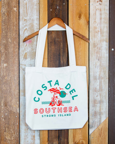 Costa Del Southsea // Tote Bag