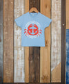 Crab Blue Kids Tee