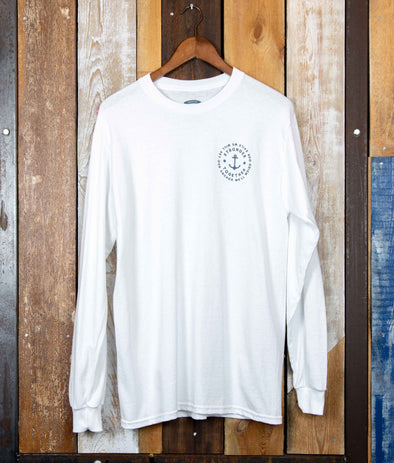 Stronger // Men's LS Tee