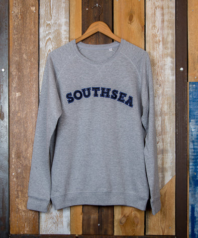 Southsea Appliqué // Men's Crew