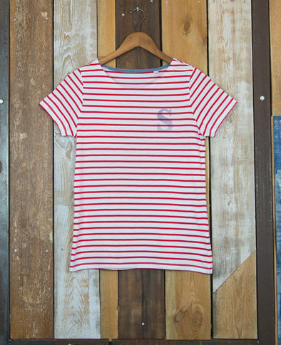 Typeface // Women's Striped Tee