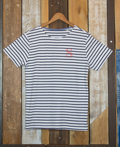 Typeface // Men's Striped Tee
