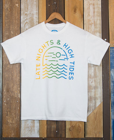 Faded Tides // Men's Tee