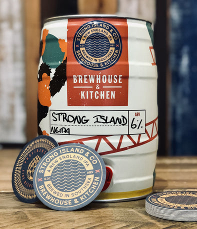 Strong Island New England IPA // 5 Litre Keg