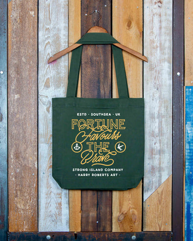 Fortune // Tote Bag