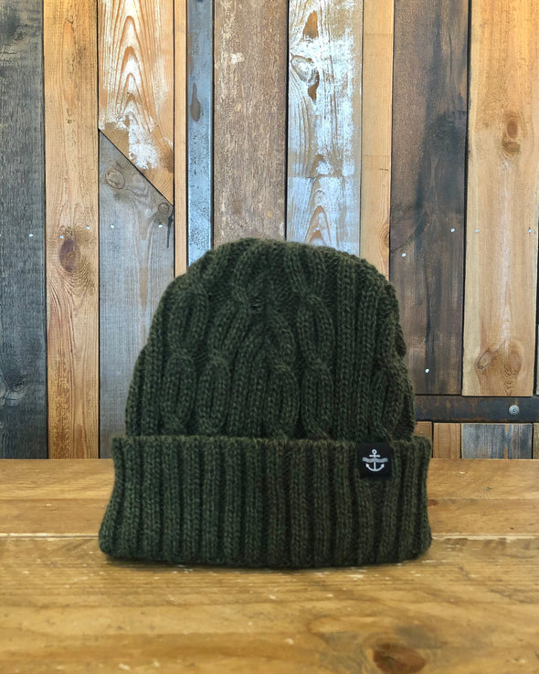 Camber Beanie // Forest