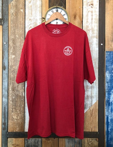 Down The Hatch Heritage Tee // XX-Large