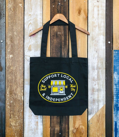 Support Local // Tote Bag