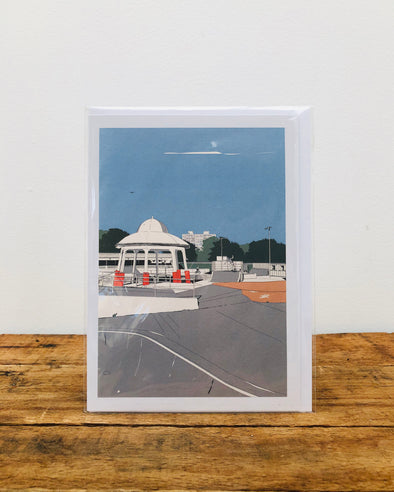 Greeting Card // Southsea Skatepark