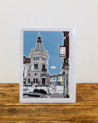 Greeting Card // Kings Theatre