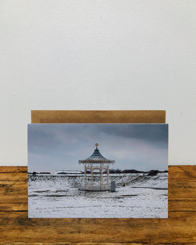 Greeting Card // The Bandstand