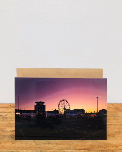Greeting Card // Ferris Wheel