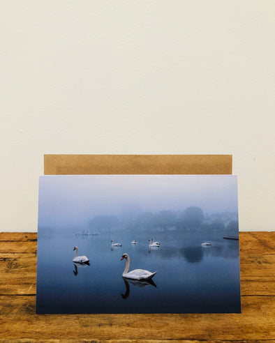 Greeting Card // Canoe Lake