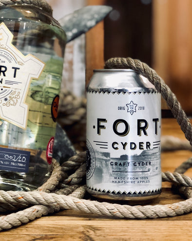 Portsmouth Distillery // Fort Cyder