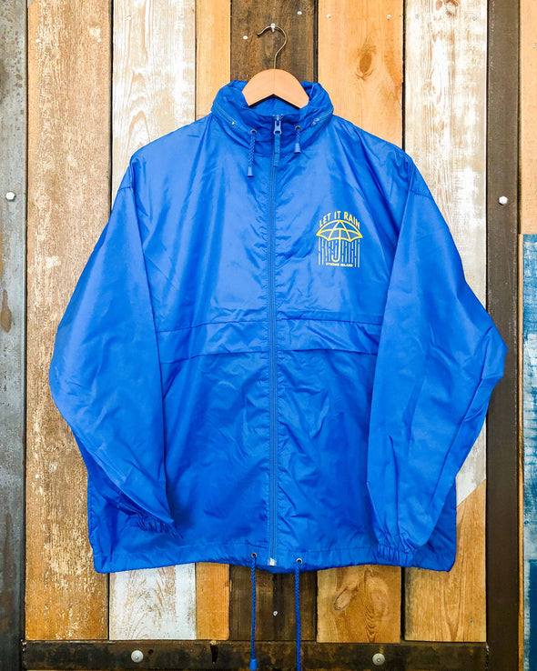 Let It Rain // Pac-A-Mac Windbreaker