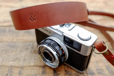 R&A // Large Camera Strap