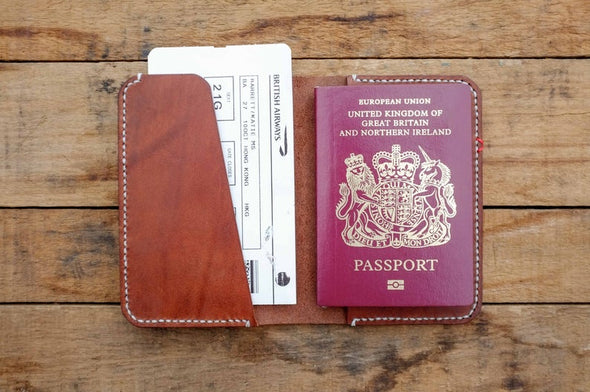 R&A // Passport - Notebook Holder