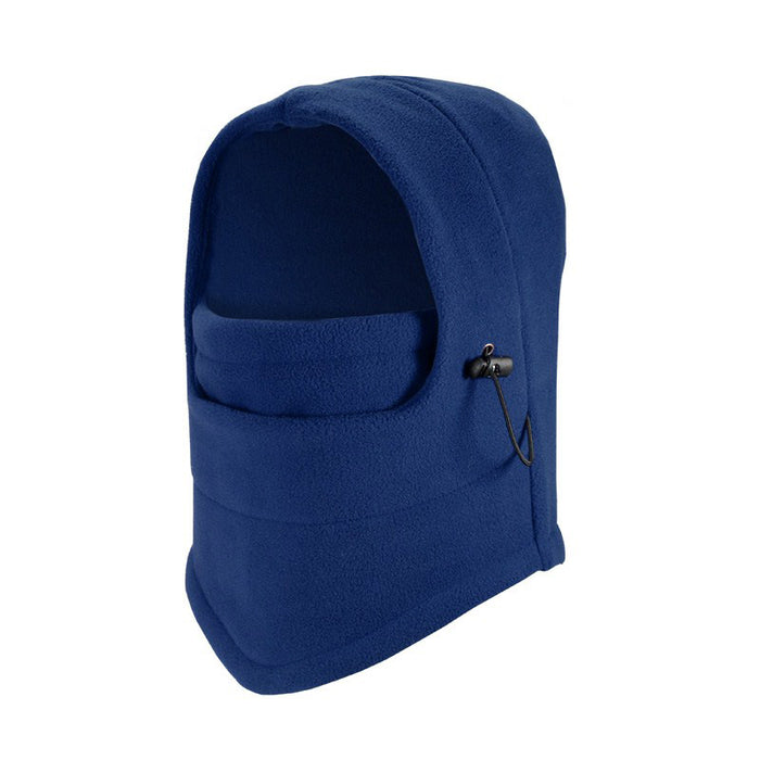 dark blue Fleece Balaclava