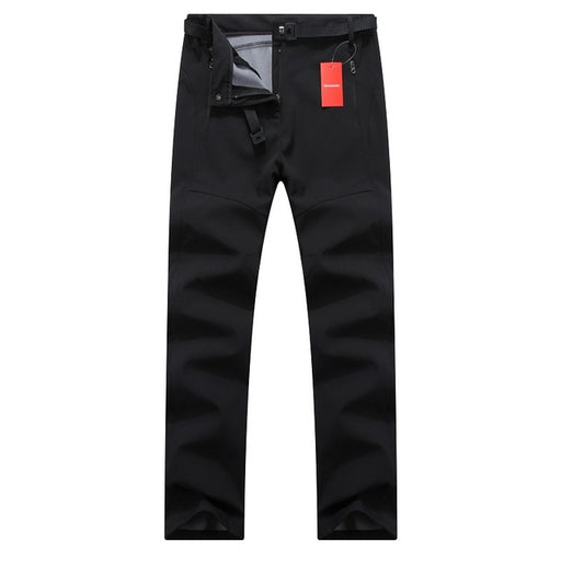 Women's Wind- & Waterproof Fleece Pants