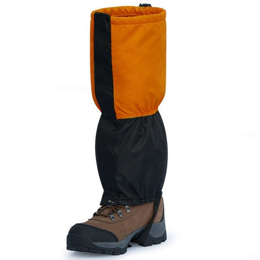 Waterproof Gaiters - Orange