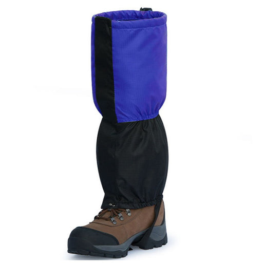 Waterproof Gaiters - Blue