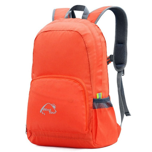 Ultralight Foldable Backpack 25L - Orange