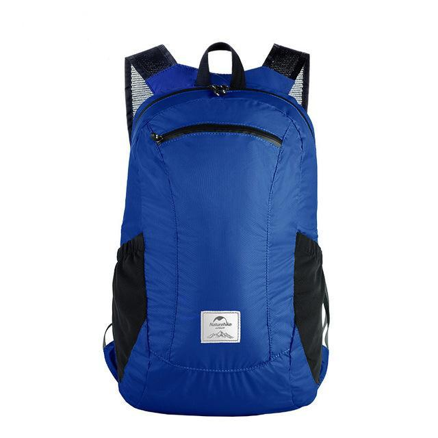 Blue Foldable Backpack 18L