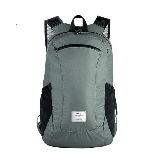 Grey Foldable Backpack 18L