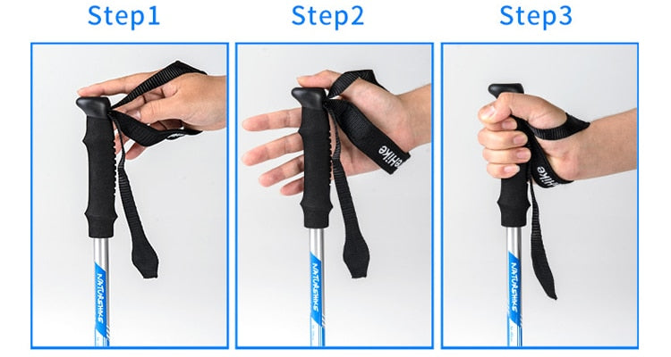 Adjustable Hiking Poles